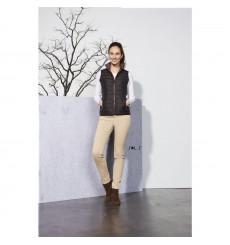 giacca smanicata gilet donna autunno inverno