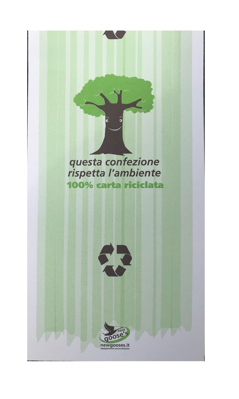 cartoncino carta riciclata 100%