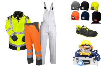 Abbigliamento da Lavoro Antinfortunistico